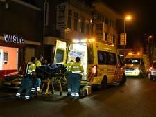 Bezoeker seksbioscoop levensbedreigend gewond na val