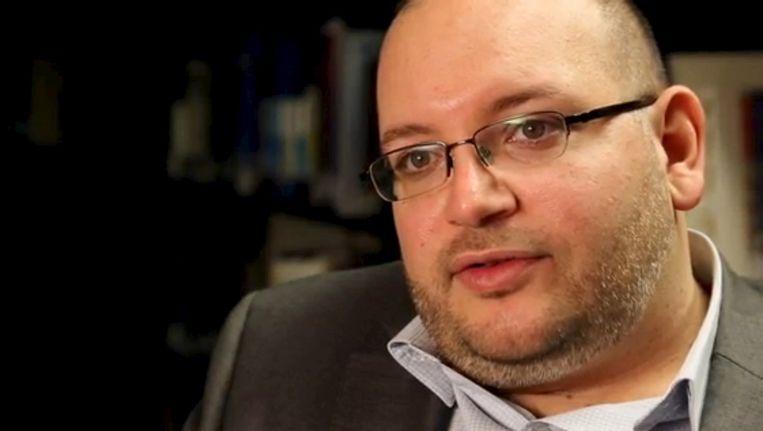 Journalist Jason Rezaian. Beeld reuters