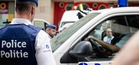 Une patrouille en intervention fauche mortellement un jeune en fuite à Bruxelles