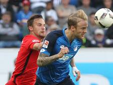 Hoffenheim dankzij late zege op Frankfurt naar derde plek