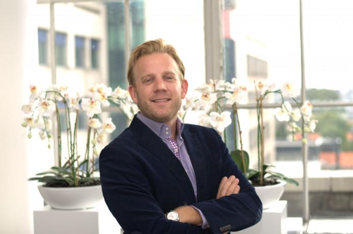 Edwin van Rest, CEO en oprichter van StudyPortals.