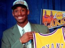 De mooiste foto's van Kobe Bryant door de jaren heen