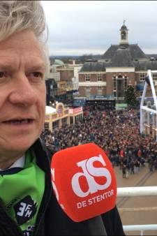 'Toeloop Serious Request Apeldoorn evenaart Enschede'