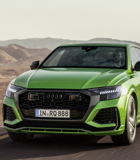 Nieuwe RS Q8 is Audi's evenknie van de Lamborghini Urus