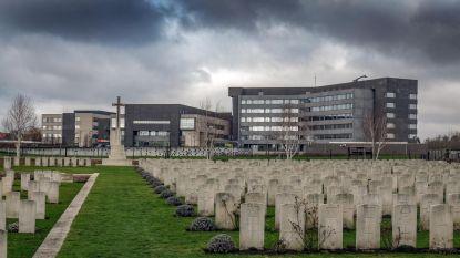 Griep slaat toe in Jan Yperman Ziekenhuis