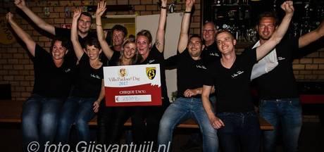 Gameren haalt 25.000 euro op voor Villa Pardoes