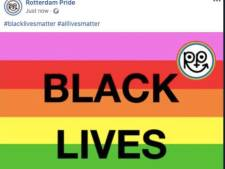 Excuses Rotterdam Pride voor 'All Lives Matter'