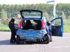 Twee gewonden bij ongeval Borssele