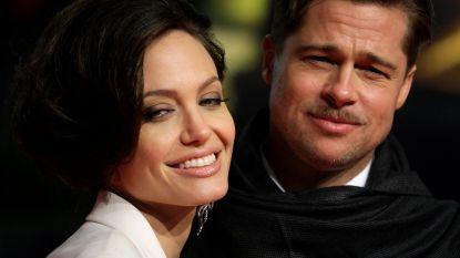 Brad Pitt en Angelina Jolie voor de eerste keer in drie jaar samen gespot