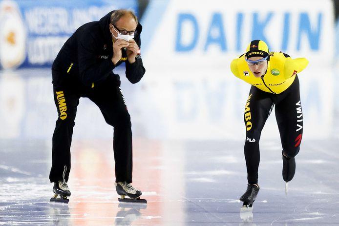 Jac Orie en Marcel Bosker.