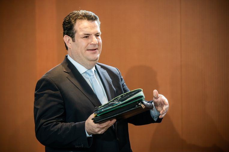 Het wetsontwerp van minister van Werkgelegenheid Hubertus Heil kreeg na maandenlang overleg groen licht van de overheid.