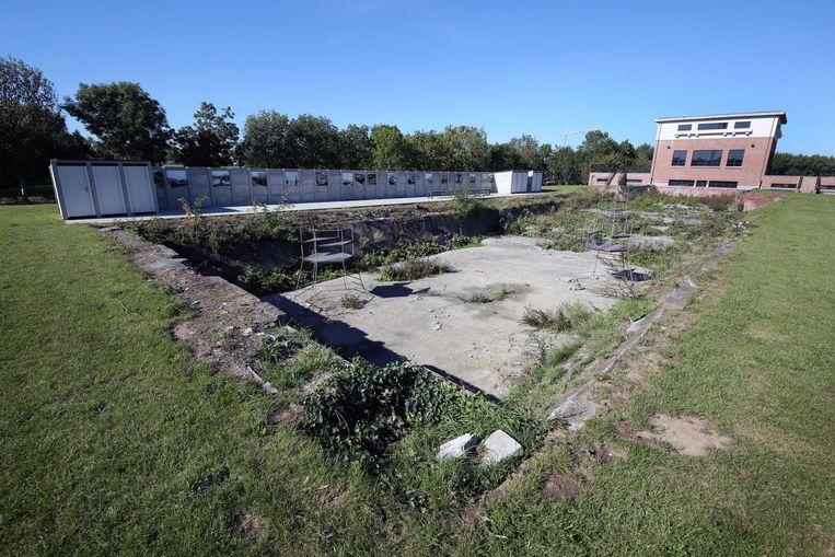 Het vroegere openluchtzwembad kan het toerisme opkrikken.