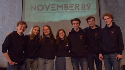 Hanne Verstraeten (18) pakt hoofdrol in spraakmakende musical November 89
