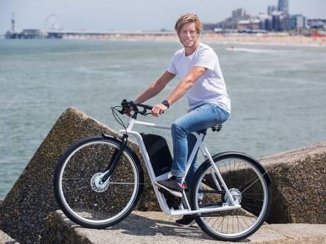 'Met een e-bike met een suffe uitstraling straf je een man af'