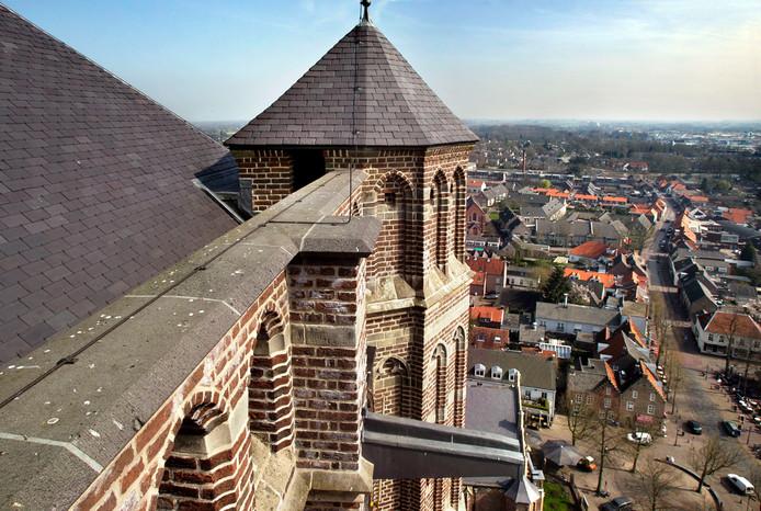 De Petruskerk in Oirschot.