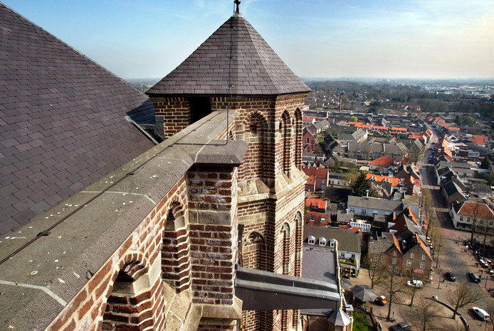 De Petruskerk in Oirschot.
