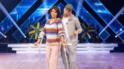 Evy Gruyaert danst niet, maar gaat wel door naar volgende show van 'Dancing with the Stars'