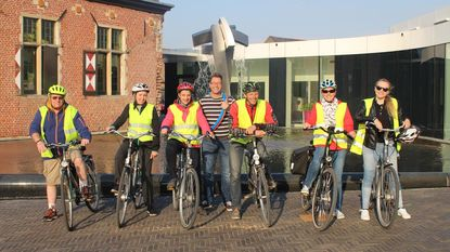 Deelnemers 'Samen de weg op' krijgen fietsdiploma