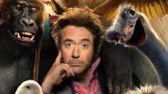 Het is eens wat anders dan Iron Man: Robert Downey Jr wordt dokter Dolittle (omringd door beestige topcast)