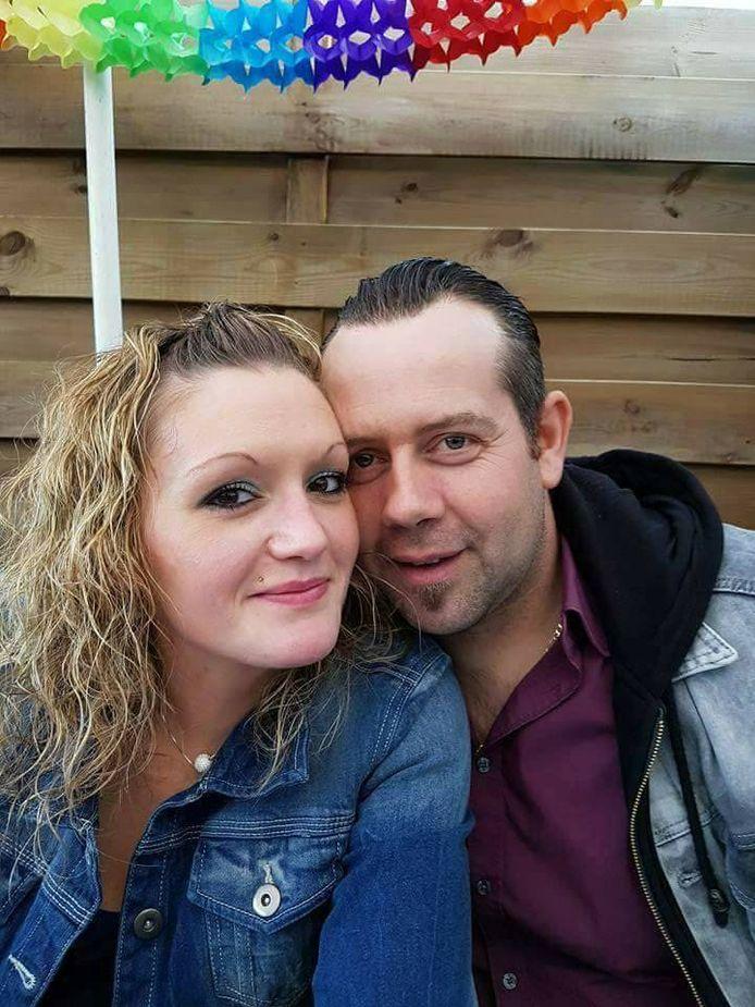 Aurélie Montchéry en Sébastien De Leenheer, elk ouder van twee kinderen, hadden vier jaar een relatie.