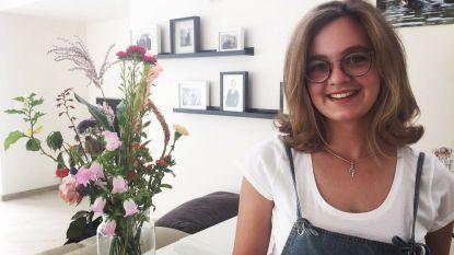 """Jasmine (18) heeft mucoviscidose: """"Ik droom van een diploma en een job. Normale dingen die voor iedereen vanzelfsprekend zijn."""""""
