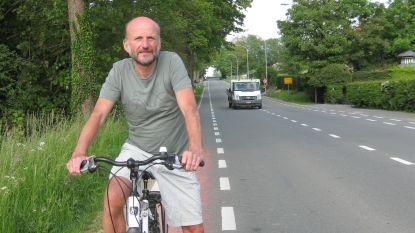 """Steven Bettens (Groen) vraagt verkeersveilige maatregelen op de Edelareberg in Oudenaarde: """"We kunnen niet nog zeven jaar wachten"""""""