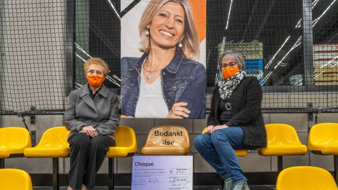 """Het zitje van Ilse Uyttersprot in Schotte blijft voor altijd leeg: """"Door het zitje te 'reserveren' doneer je geld aan het goede doel"""""""