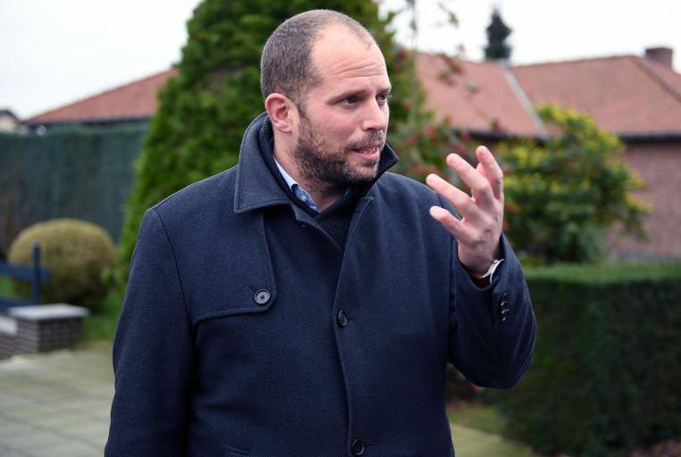 Theo Francken steunt naar eigen zeggen graag het goede doel maar heeft zijn buik stilaan vol van de persoonlijke aanvallen van Groen Lubbeek.