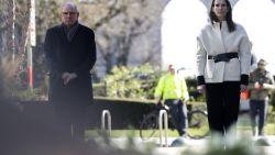 Premier Wilmès herdenkt slachtoffers terreuraanslagen in beperkte kring