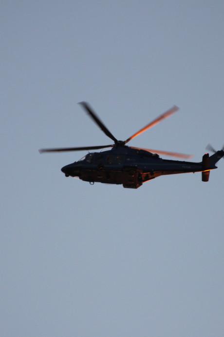 Politie zet helikopter in voor jacht op fietsendief in Nijverdal