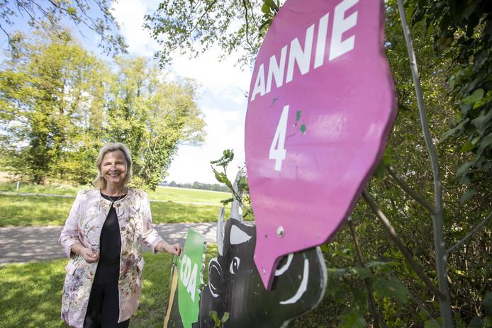 Annie Schreijer uit Hengevelde