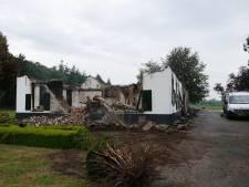 Zeventien huishoudens in Esch en Boxtel halve dag zonder gas na brand in boerderij