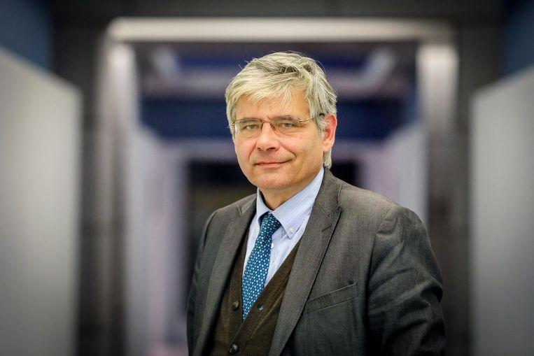 Ook de Vlaamse overheid en de provincie, hier met gedeputeerde Jean de Bethune (CD&V), voerden mee de forcing.