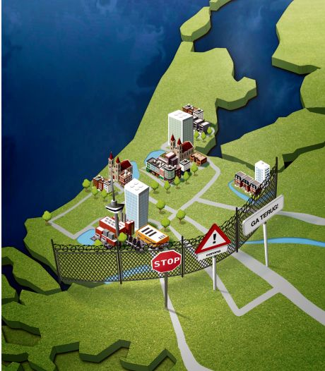 Landen zien Nederland als risicogebied en dat zal in herfstvakantie te merken zijn