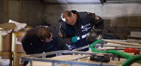 Drugslab aangetroffen in Vorstenbosch, politie doet inval en verricht 6 aanhoudingen
