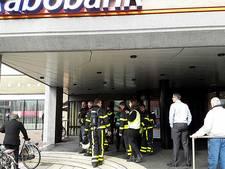 Wibra en Rabobank in Roosendaal ontruimd: 3 medewerkers onwel vanwege gaslucht (video)