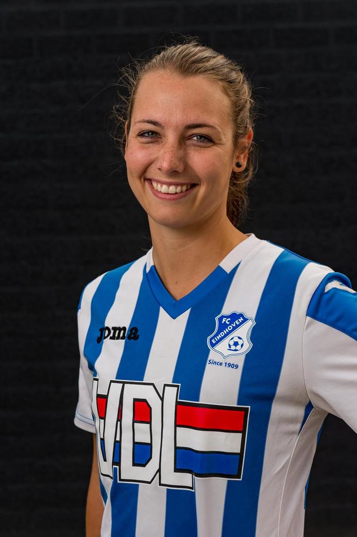 Maran van Erp van FC Eindhoven.