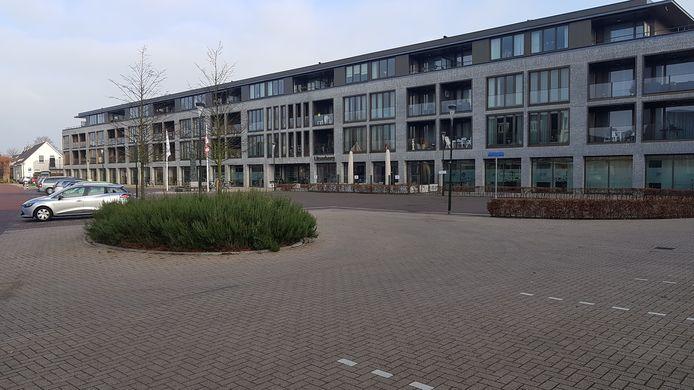 Ontmoetingscentrum Litserborg in Den Dungen.