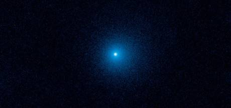 Ruimtetelescoop ontdekt verre komeet