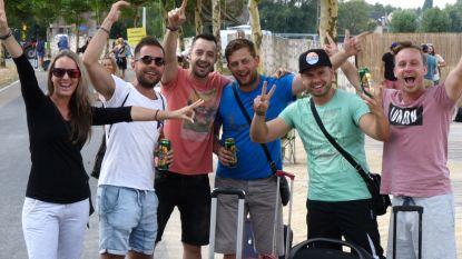 VIDEO. Hoe maak je nieuwe vrienden op een festival?