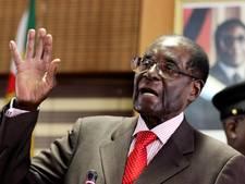 Mugabe viert 93ste verjaardag