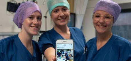 'Wake-upsisters' laten op Instagram zien dat verpleegkundigen meer doen dan billen wassen