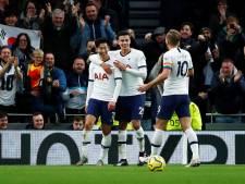 Tottenham Hotspur mede dankzij wereldgoal Son ruim langs Burnley