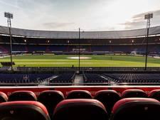 LIVE: Feyenoord klaar voor zware klus in de Kuip