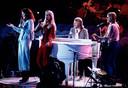 ABBA in 1979 (vlnr): Anni-Frid (Frida) Lyngstad, Agnetha Fältskog, Benny Andersson en Björn Ulvaeus.