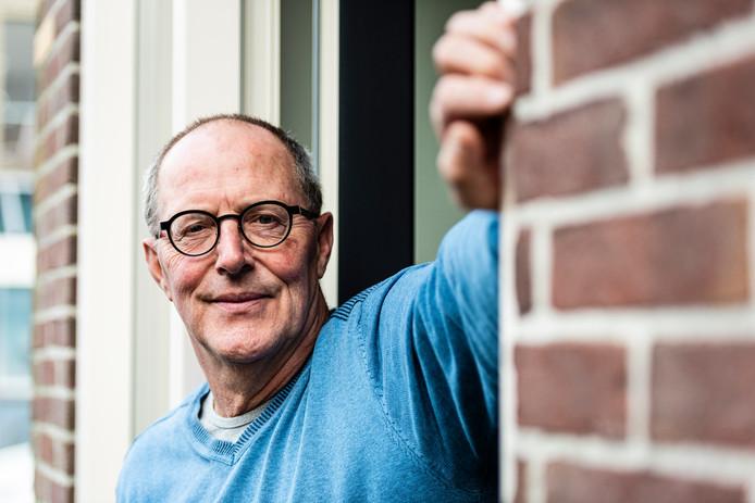 Pim van der Meer heeft afscheid genomen als voorzitter van DOSR.