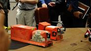 Belgen vliegen met zwarte doos MH17 naar Verenigd Koninkrijk voor analyse