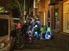 Zwaargewonde man in Portiek Antheunisstraat aangetroffen