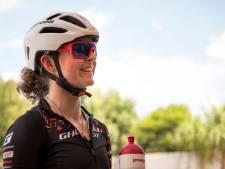 Apeldoornse mountainbikester Anne Terpstra tevreden met achtste plek op 'haat-liefde'-circuit