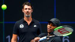 "Coach van Serena: ""Stop met die hypocriete situatie en laat coaching toe in tennis"""